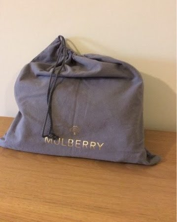 Mulberry Effie satchel oak spongy pebbled (large) review.