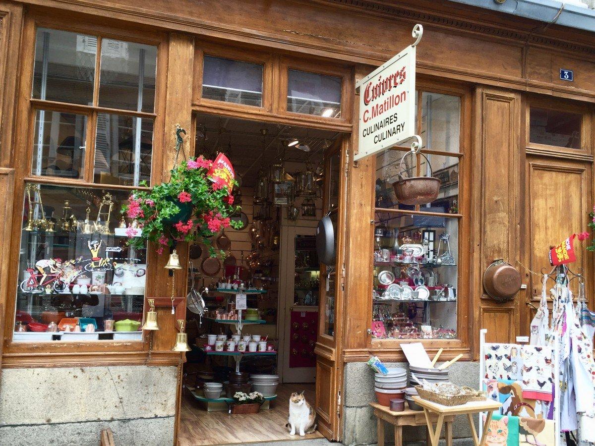 Visiting Villedieu-les-Poêles