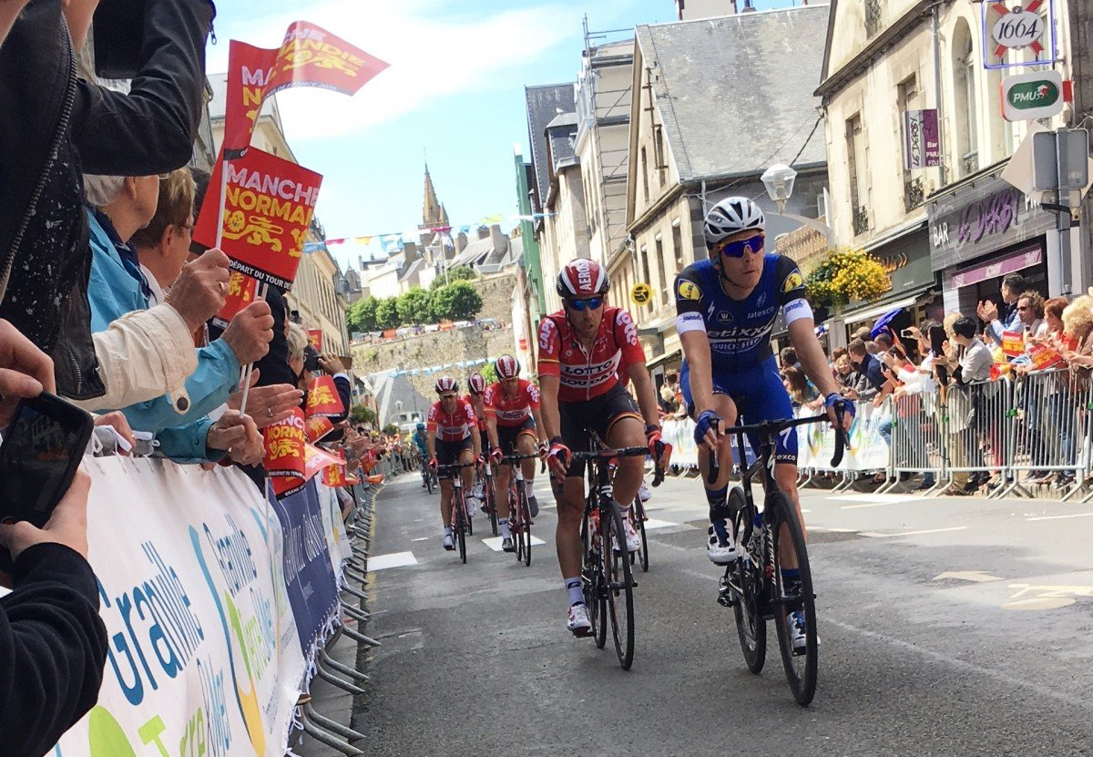 Le Tour de France 2016 in historic Normandy