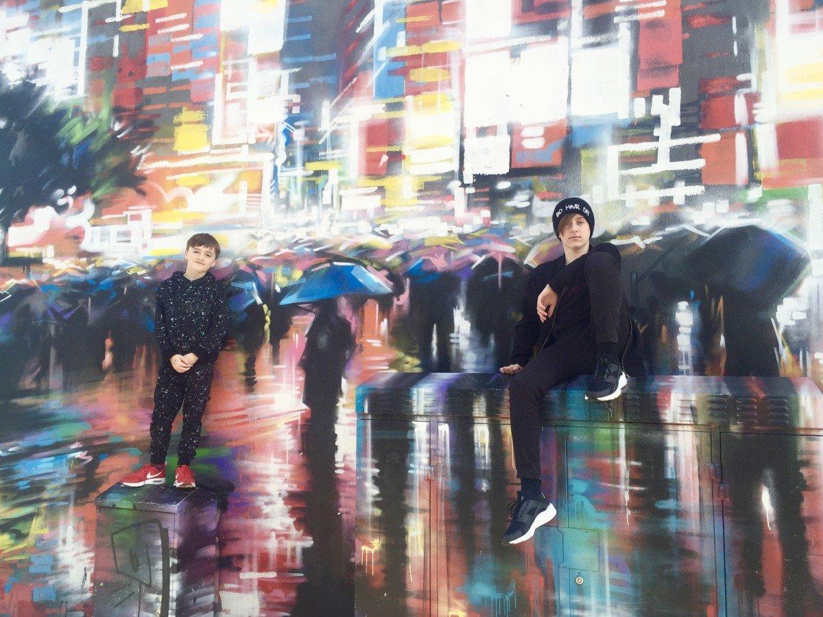 Camden street art My Sunday Photo