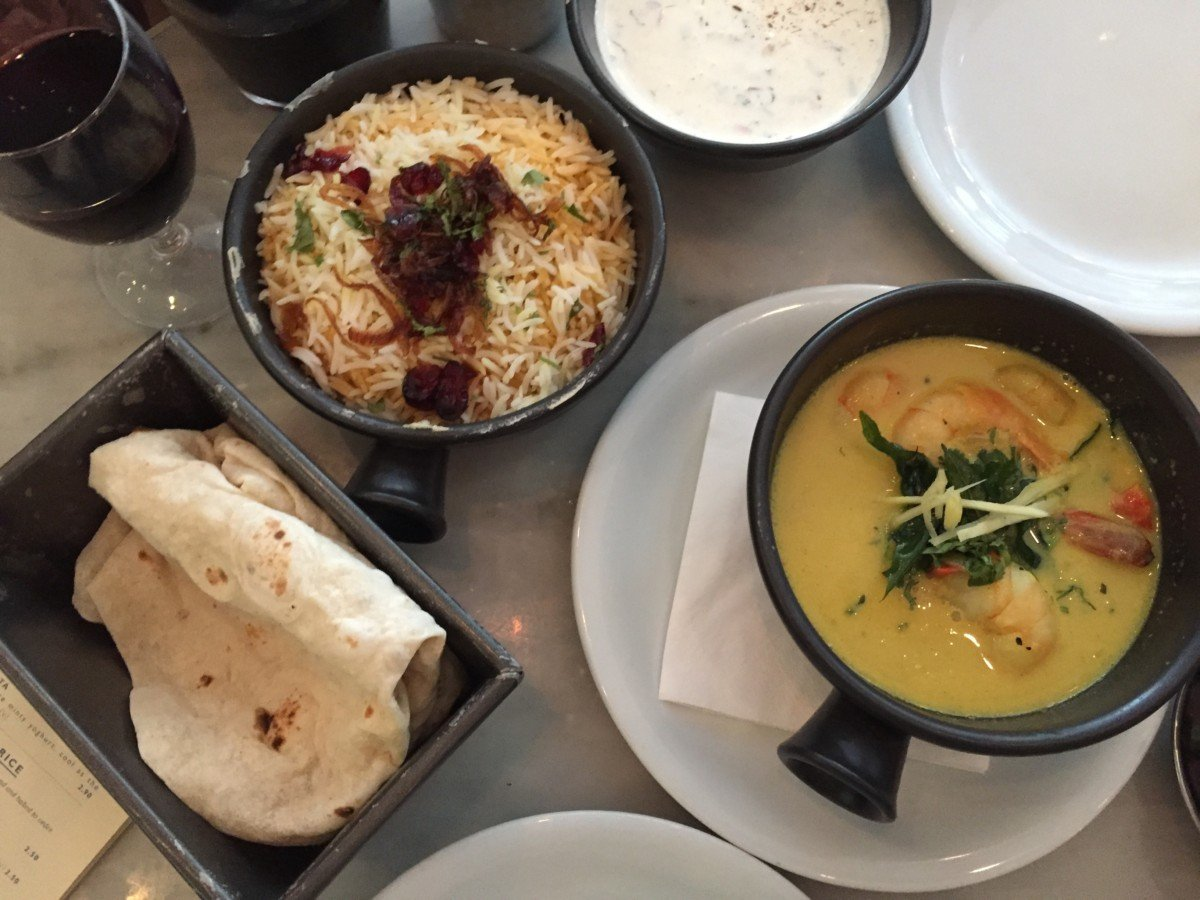 dishoom chefs special