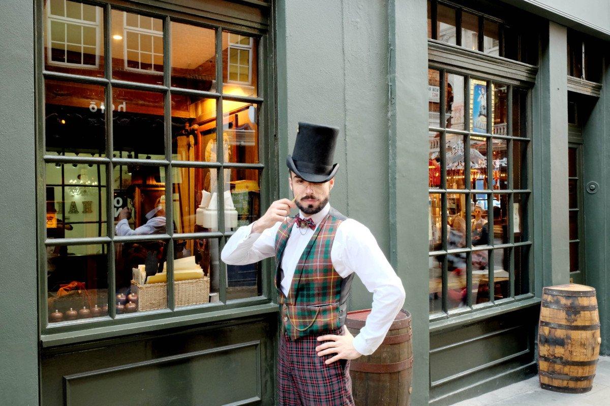 Mr foggs Gin parlour