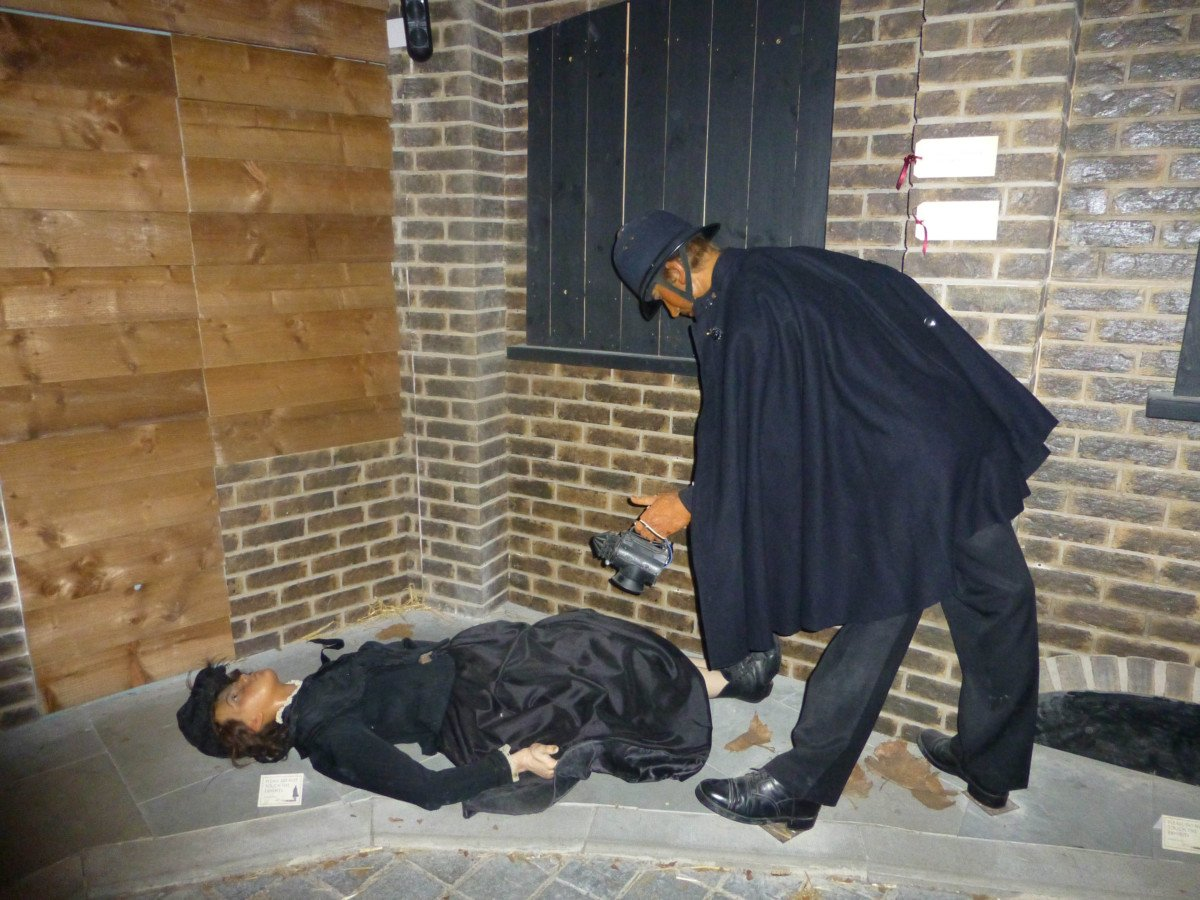 Visit The Jack The Ripper Museum London This Halloween