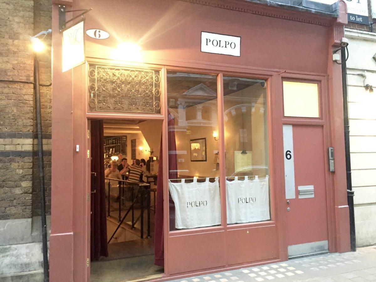 Polpo London Restaurant Roundup!