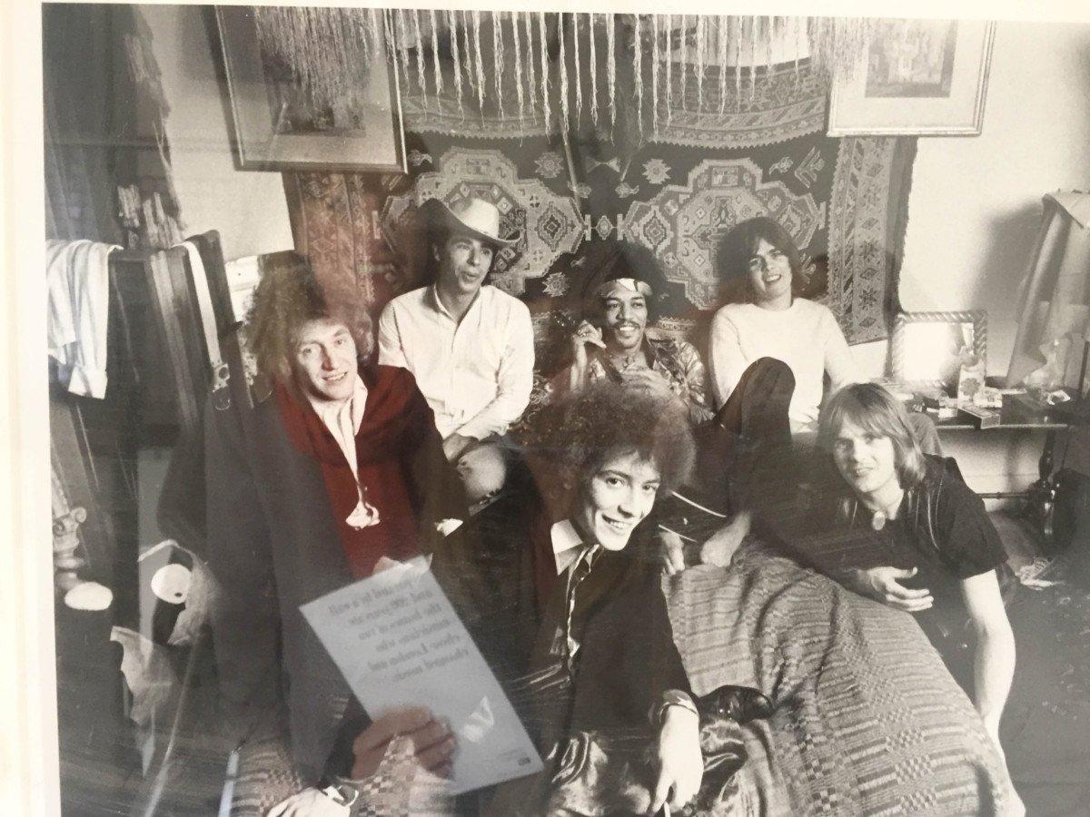 Handel and Hendrix House's in London Jimi Hendrix bedroom