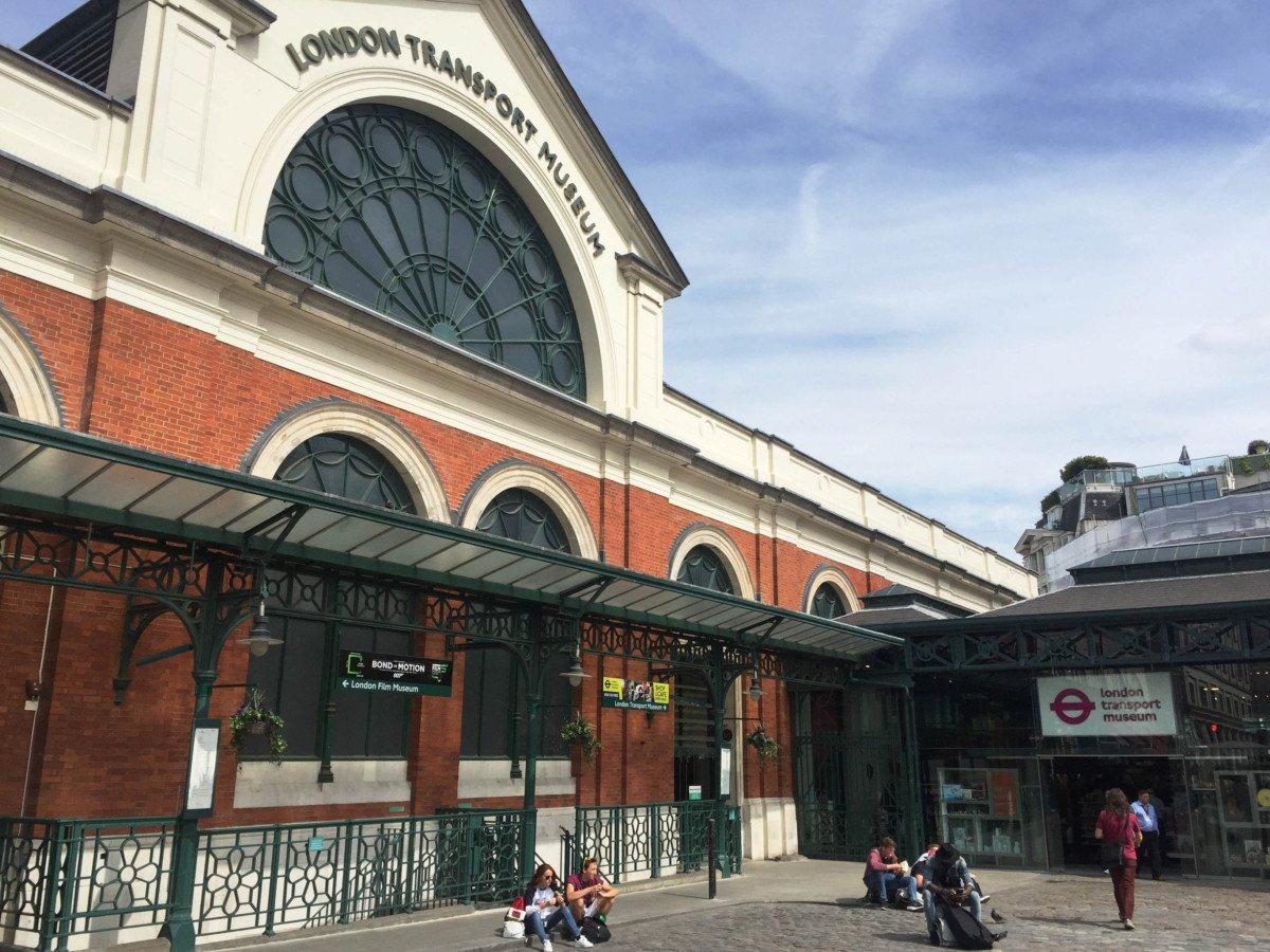 london-transport museum covent garden