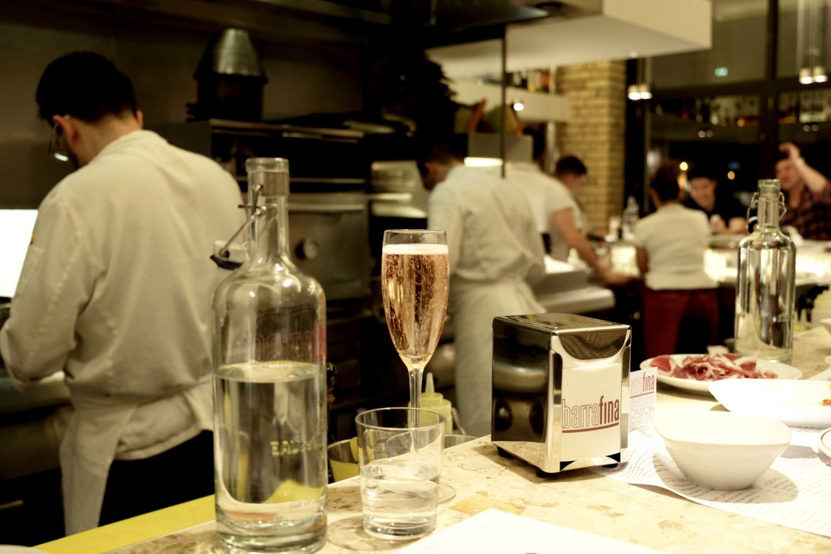 Barrafina Spanish Tapas in London