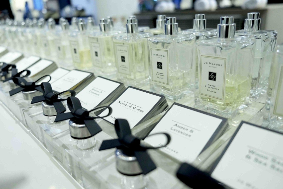 Jo Malone store  Covent Garden is the Heart of Beauty Shops in London ?
