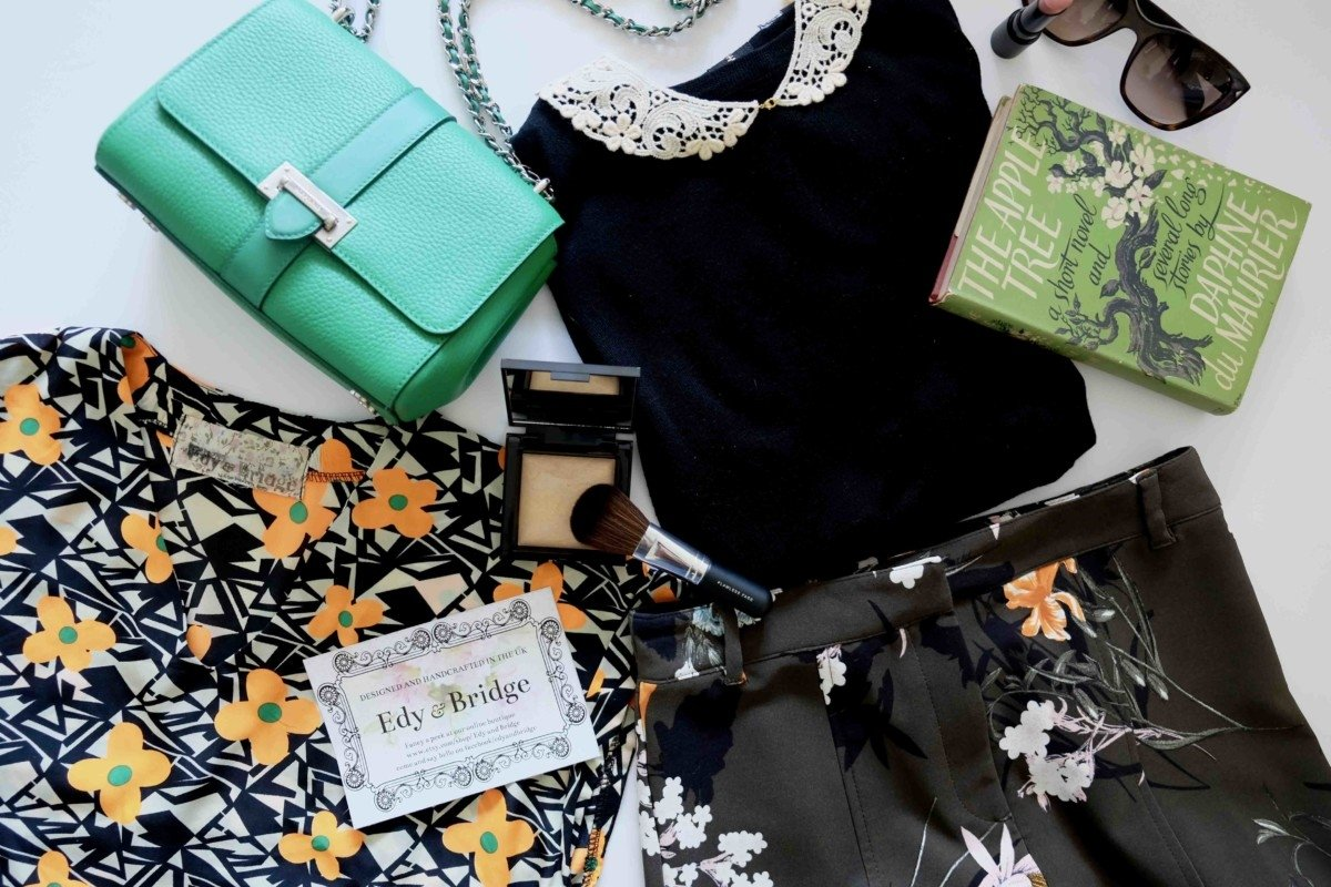 Spring Floral fashion Edit and my Lottie Aspinal Bag