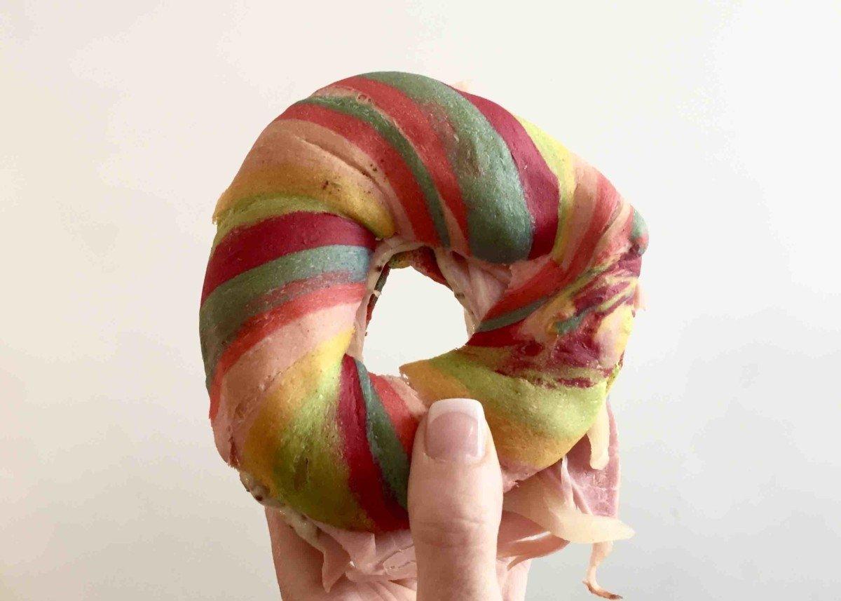 bubble bagel multicolour likelovedo