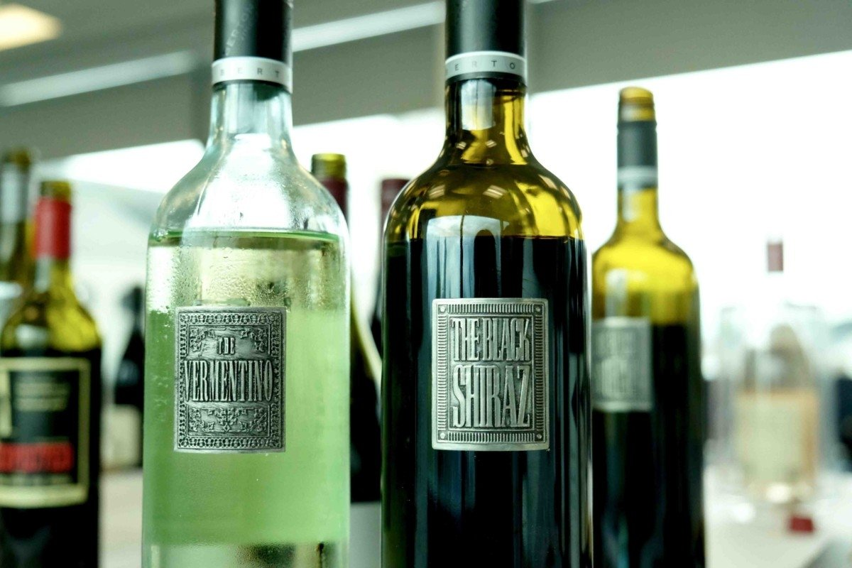 Berton vineyards The Vermentino 2016 abv 12%