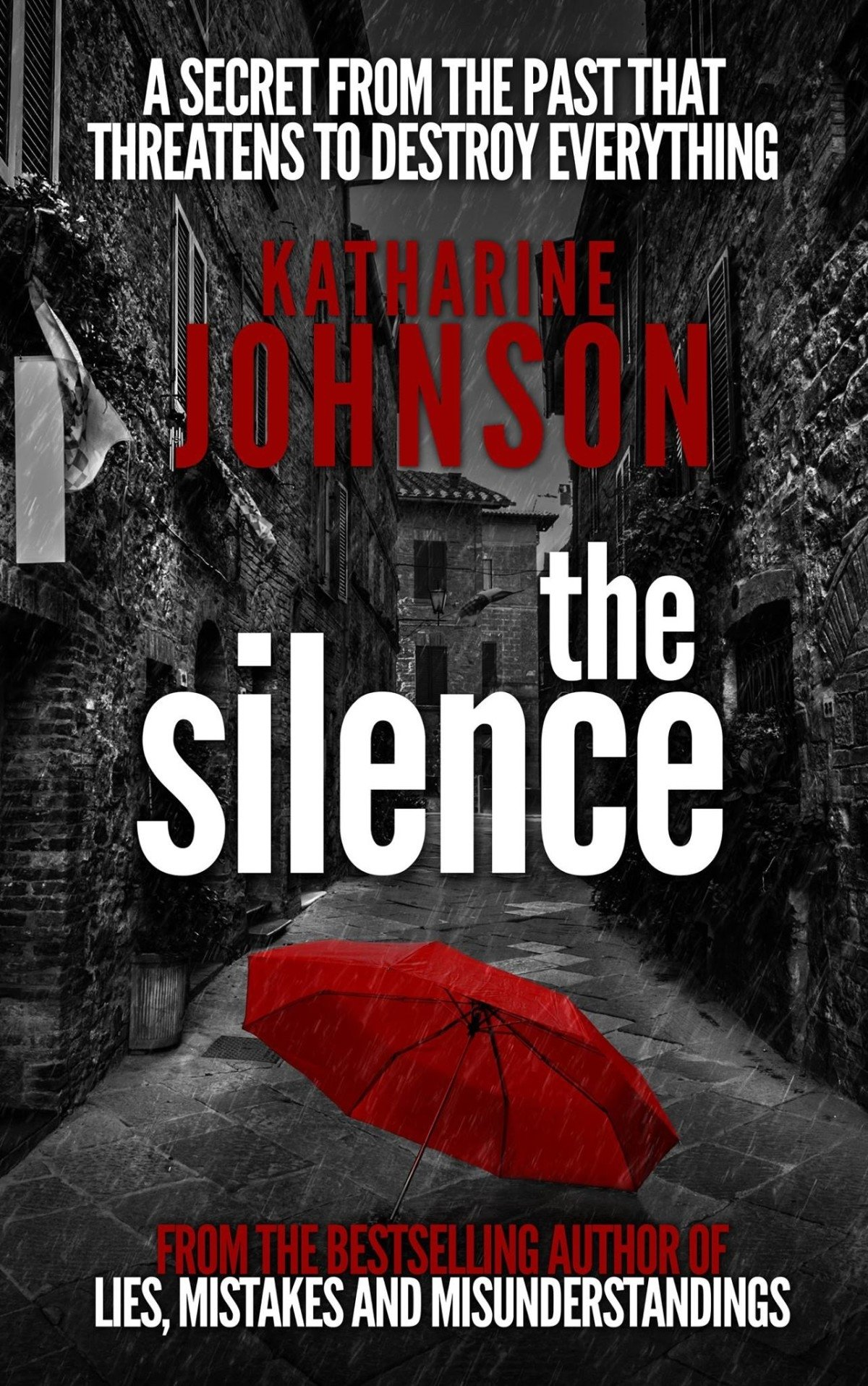 The Silence by Katharine Johnson Book Review
