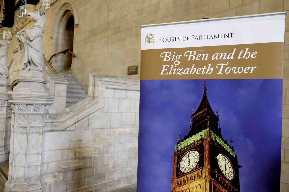 Big Ben and the Elizabeth Tower talk