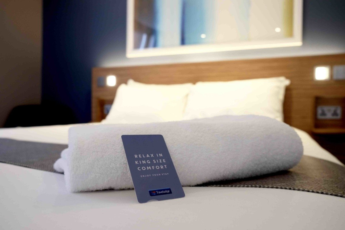 Hi tech and convenience with Travelodge Super rooms