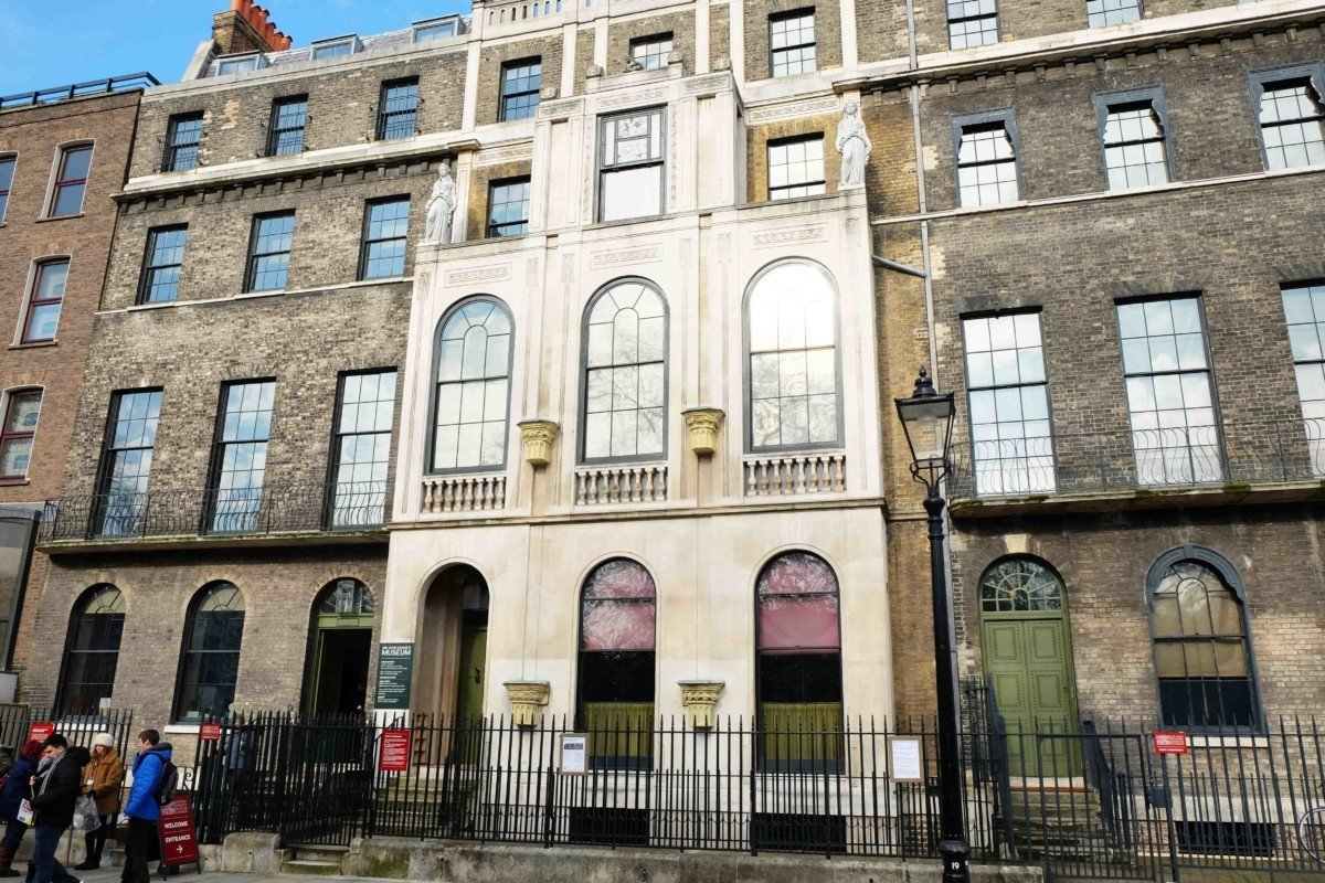Alternative Things to do in London Sir John Soanes Museum