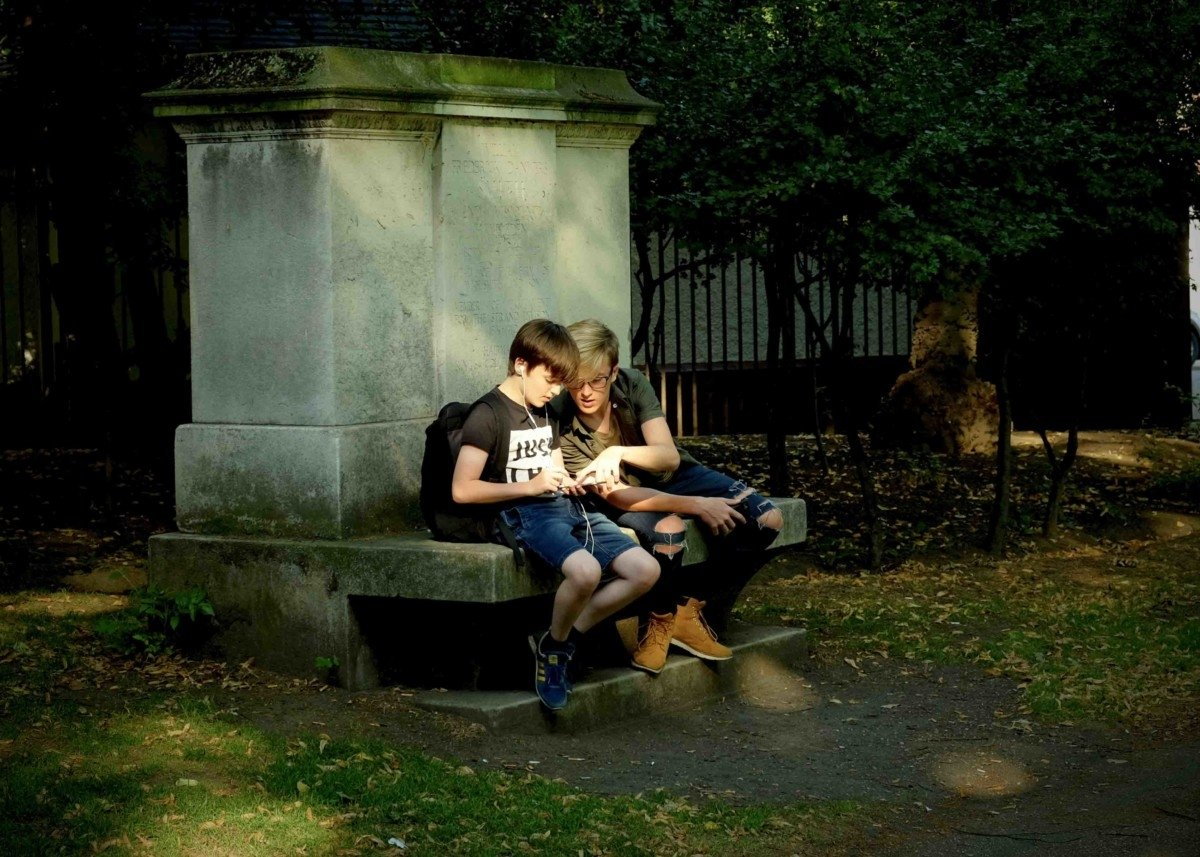 My Sunday photo boys in lincoln inn fields photograpy
