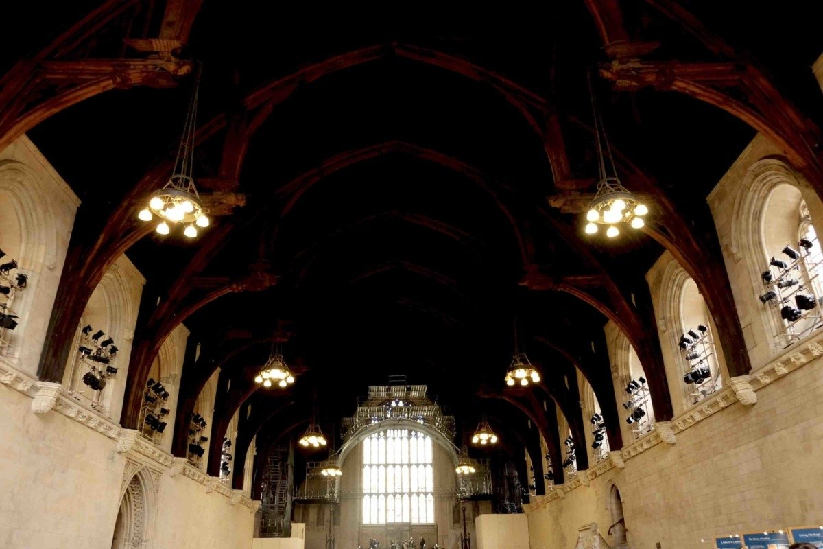 Westminster Hall The Palace of Westminster and Parliament Tour Westminster hall