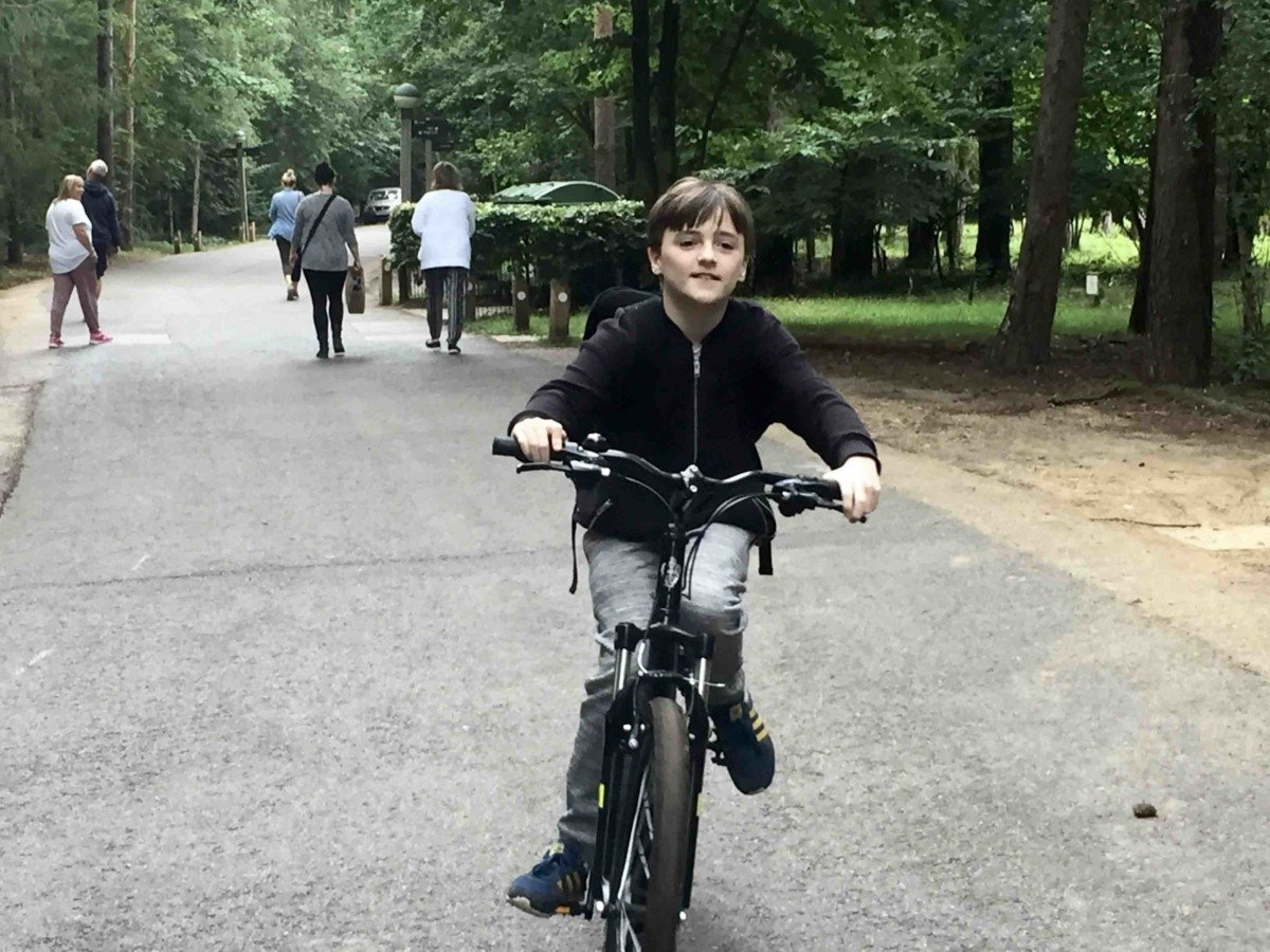 Centreparcs For Teenagers bike image