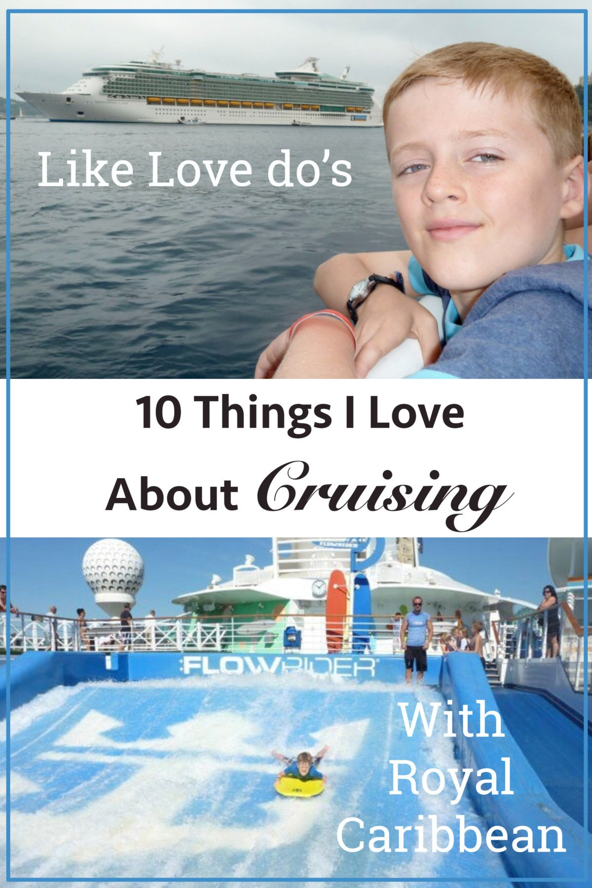 10 things I love about cruising with Royal Caribbean