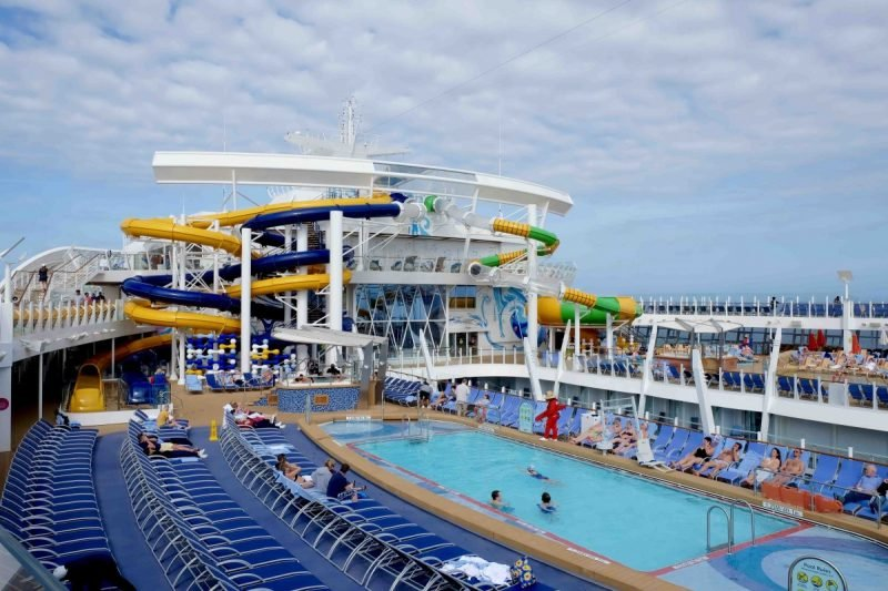 Onboard Symphony of the Seas a Review of the Largest Ship in the World