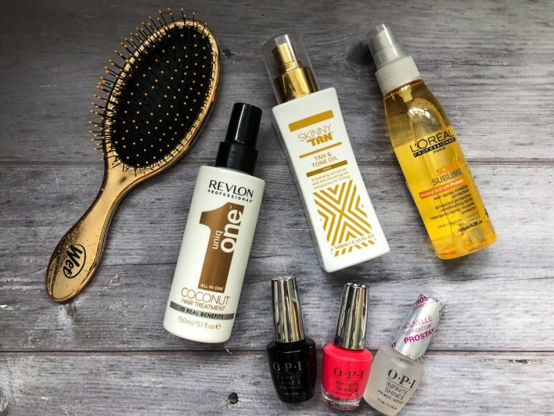 Holiday Essentials and Summer Hair Care Survival Guide