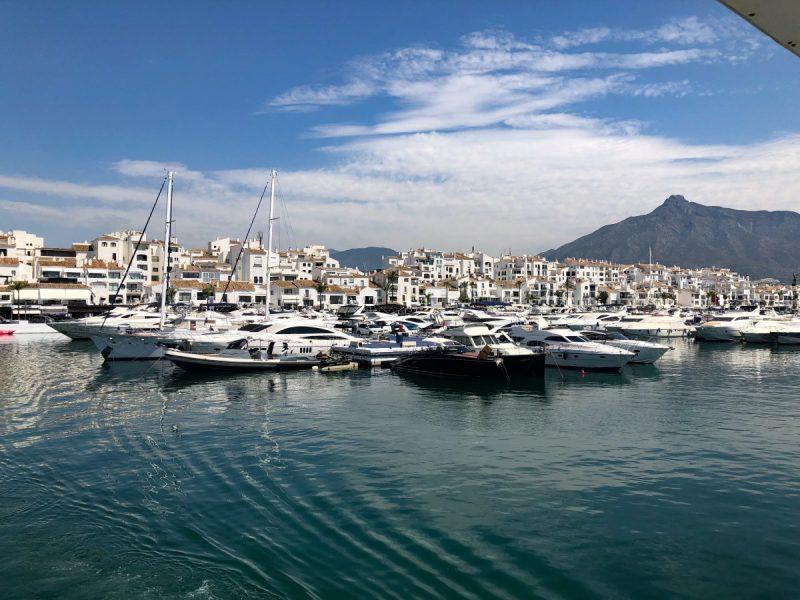 Puerto Banus to Marbella Boat Trip Plus Things to do in Marbella