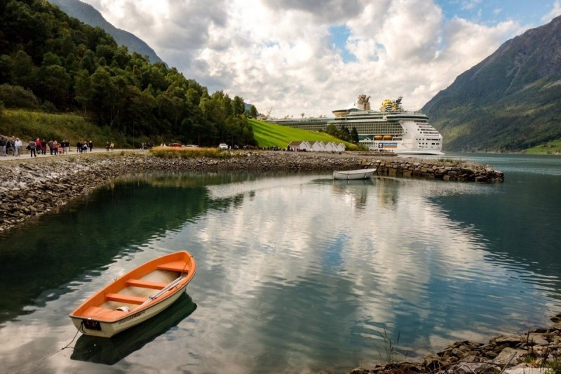 The Beauty of a Norwegian Fjords Cruise