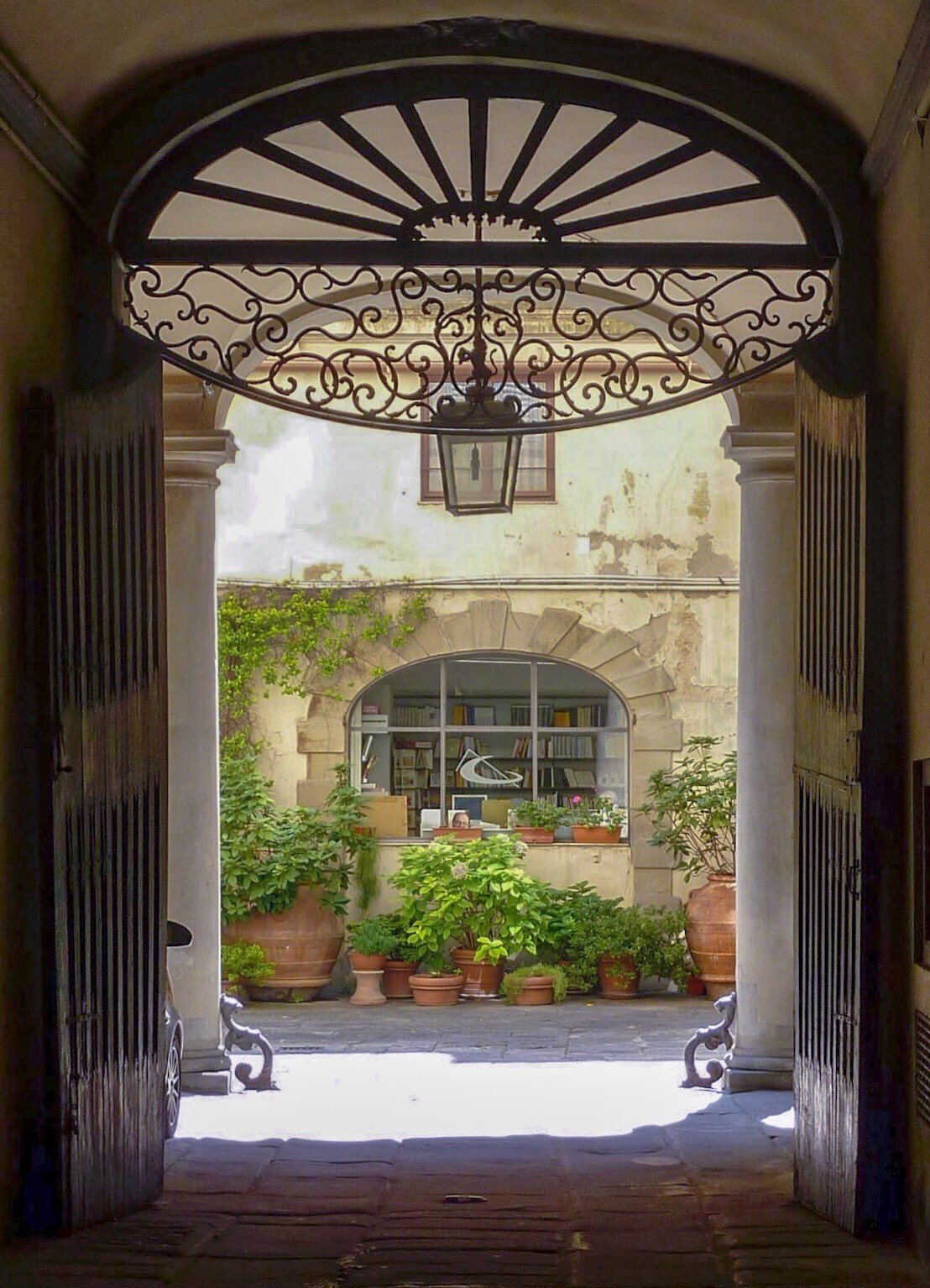 These 20 Tips Will Help you Relax on a Mediterranean Cruise a doorway in Florence