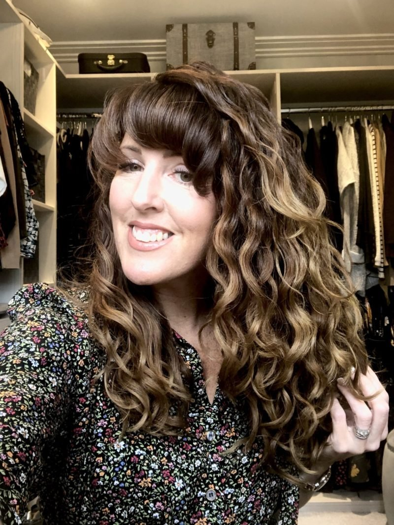 The Curl Company Product Review for Curly Hair Made in England