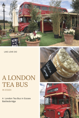 Did you know there was a London bus tea room in Essex? There is a perfect spot for a cup of tea and a slice of cake at Drakes Teas On The Bus in Battlesbridge Essex. Drakes Teas On The Bus is a quirky tea room all on a route master London transport bus.