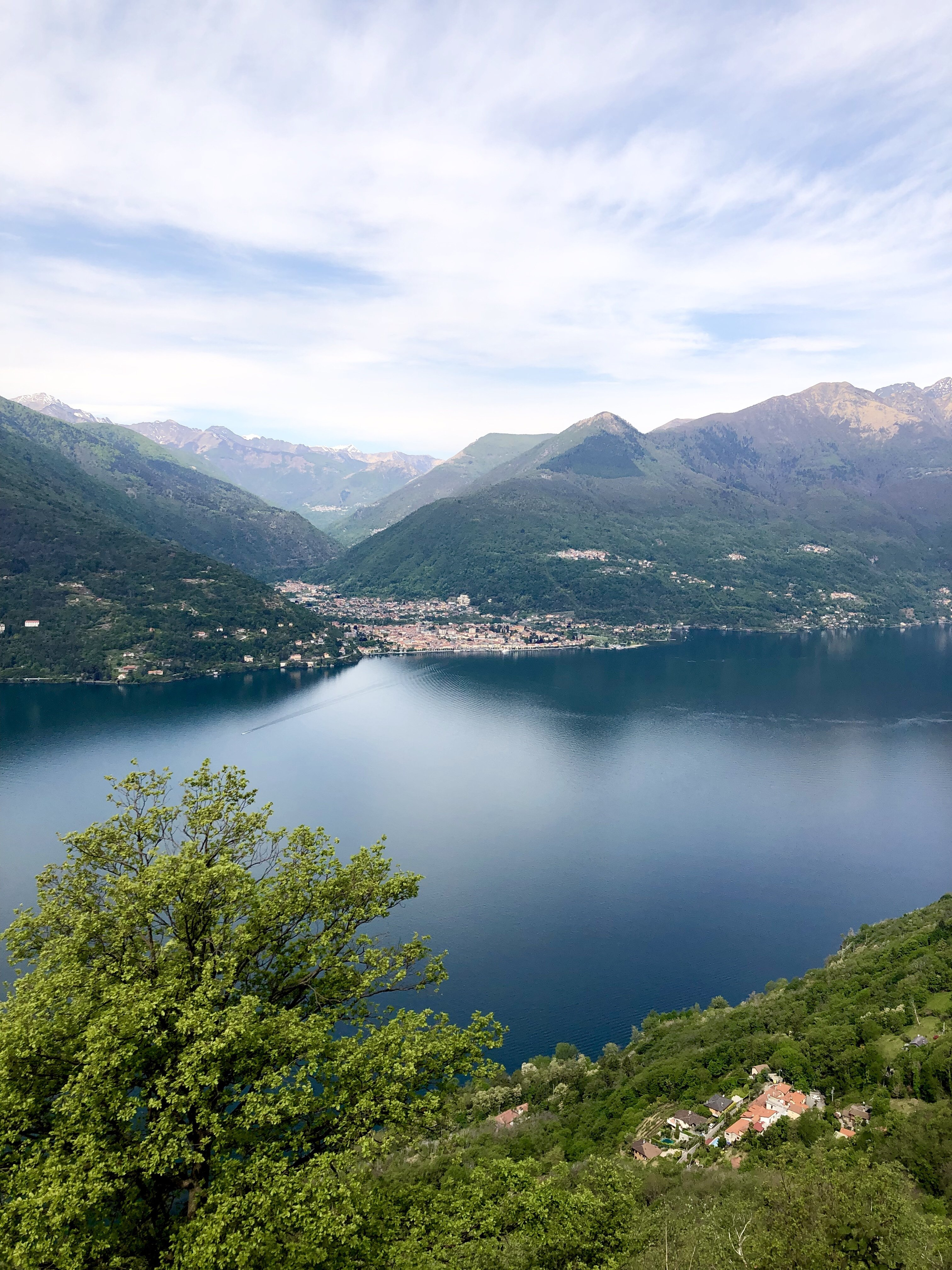 Visit Maccagno in Lake Maggiore for stunning views