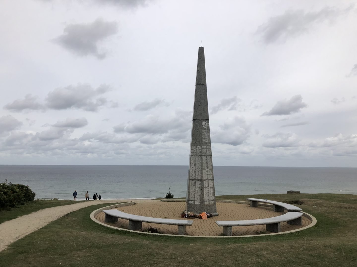 One Day Itinerary for the D day Normandy Beaches with Kids is the Memorial at Widerstandsnest 62. This german battery was a fortified and a partially bunkered German base during the Second World War.