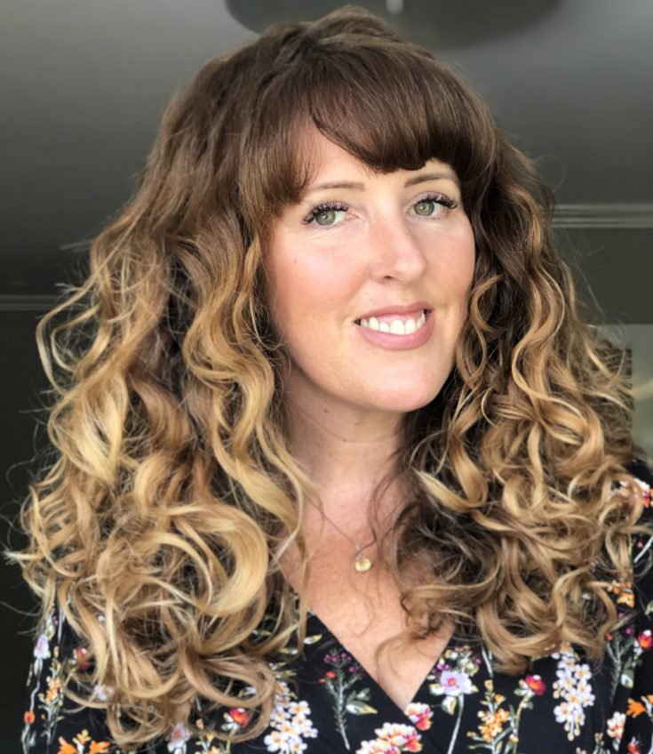 Questions and answers on the curly girl method