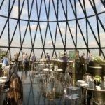 The Gherkin A London restaurant festival host
