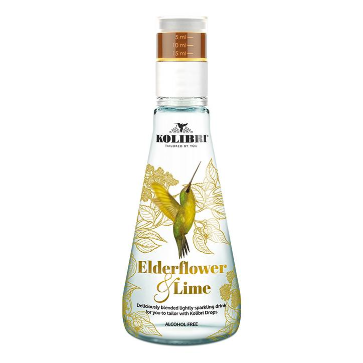 Kolibri non alcoholic drinks