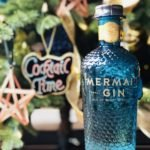 Mermaid Gin the perfect gift for gin lovers at christmas