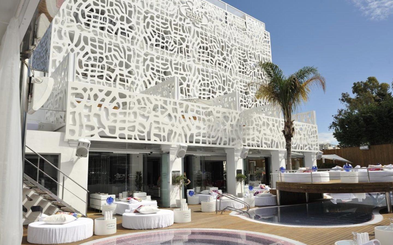 Situ Boutique Hotel Marbella day club
