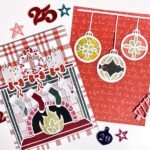 Free Christmas scrapbooking cut file
